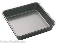 Masterclass 9 Inch / 23cm Square Professional Non Stick Baking Tin Tray