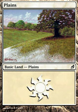 mtg Magic the Gathering PLAINS x24 basic land lot card white mana mixed