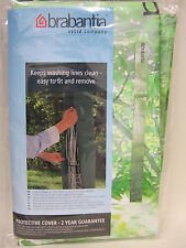 New Brabantia Waterproof Rotary Line Airer Dryer Cover Forest Pattern