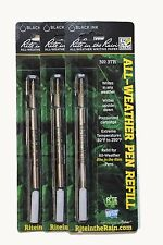 Rite in the Rain All Weather Pen Refill Black ink #37R 3 Pack