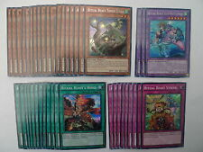 Ritual Beast Deck * Ready To Play * Yu-gi-oh