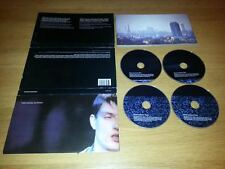 JOY DIVISION - HEART AND SOUL (IAN CURTIS) (RARE 4 CD BOX SET 1997)