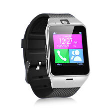 Bluetooth V3.0 Smart Watch Mini GSM Phone with 1.3M Camera Video Audio for HTC