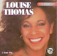 LOUISE THOMAS - The Best Of Louise Thomas: I Can Fly CD ** Like New / Mint **