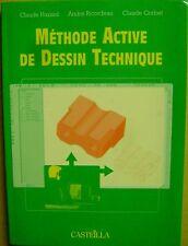 Dessin technique méthode active normes mécaniques dessin industriel /M2