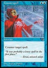 *MRM* FR 3x Contresort / Counterspell Good/played  MTG Tempest