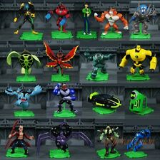 Ben 10 Set 17 Cake Topper Figure Decoration K1400 Set17
