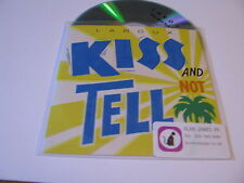 La Roux - Kiss and Not Tell - 3 Track