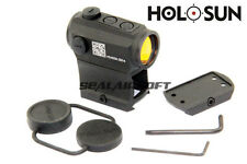Holosun HS403A PARALOW 1x20 Parallax Free Red Dot Sight Scope SC-0272