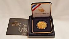 2015 American Liberty Ultra High Relief 1 oz Gold Coin (w/Box and COA)
