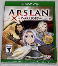 Arslan: The Warriors of Legend - XBOX ONE - NEW & SEALED