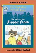 The High-Rise Private Eyes #5: The Case of the Sleepy Sloth-ExLibrary