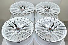 18 white Wheels Rims Venza Sienna Highlander Cadenza Q50 HRV TLX Avenger 5x114.3