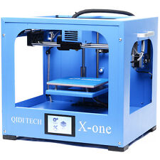 2017 New arrival ! QIDI TECH 3D Printer X-one print with 1.75mm ABS PLA
