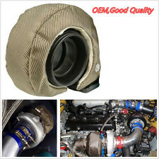 2016 Autos SUV Titanium T3 Turbo Blanket Wrapped Heat Shield Turbocharger Cover