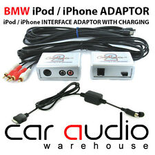 BMW 3 Series E46 1998-2005 Pre Wired Car iPhone Interface Adaptor Connects2