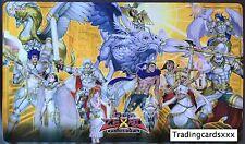 ♦Yu-Gi-Oh!♦ Playmat Zexal : Seigneur Lumière/Lightsworn ; Dragon du Jugement