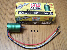 NEU Castle Creations 1410-1Y 3800Kv 4 Pole Brushless Motor 5mm Shaft 3800