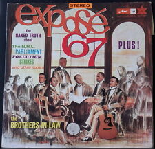 THE BROTHERS-IN-LAW - EXPOSE 67 PLUS ED 1 1967 CANADIAN PRES ARC 257 GREAT COND