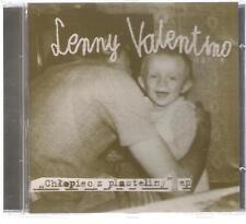 LENNY VALENTINO CHLOPIEC Z PLASTELINY EP SISSY 2002 OOP RARE POLISH CD MYSLOVITZ