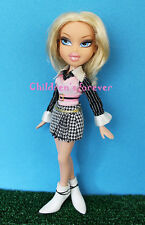 Bratz World Familiez Cloe's Big Sister Sonya Doll W Fashion Outfit & Boots RARE