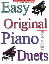 Easy Original Piano Duets Learn to Play Classical Piano Music Book