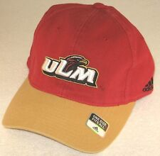 University of Louisiana At Monroe Warhawks Fitted Hat
