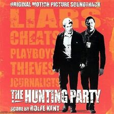 1 CENT CD The Hunting Party [Soundtrack] rolfe kent