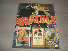VINTAGE HOLLYWOOD MOVIE POSTER BOOK OVER 300 FULL COLOR POSTER PRINTS RARE VOL 1