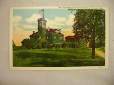 VINTAGE POSTCARD OF THE OHIO AGRICULTURAL EXPERIMENT BUILDING IN WOOSTER, OHIO