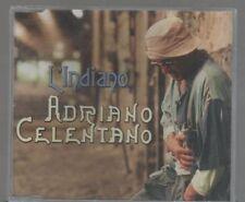 ADRIANO CELENTANO L'INDIANO - PAOLO CONTE CD SINGOLO SIGILLATO!!!