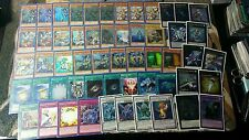 Yugioh Complete 40 Card Mermail Atlantean Deck with Extra and Side!