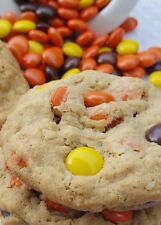 Reese's Pieces Oatmeal Lactation Cookies! 30 Full Bellies Lactation Cookies!!