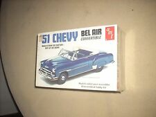 '51 CHEVY BEL AIR CONVERTIBLE, SEALED, OLD, NICE !!