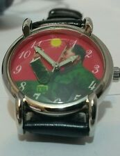 Shanghai Tang Waving Chairman Mao watch mechanical wind up WORKS GREAT