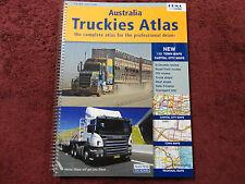 Hema Australia Truckies Atlas - Third Edition **