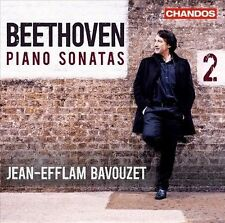 Beethoven: Piano Sonatas, Vol. 2 (CD, Jan-2014, 3 Discs, Chandos)