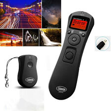 Wireless Shutter Timer Remote Control for Nikon D7100 D5200 D5100 D5000 D3100
