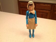 "Marx Action Figure Johnny West Series 12"" Tall Vintage Janice 9"" Tall W/ Access."