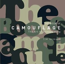 The Book of Camouflage: The Art of Disappearing (General Military)-ExLibrary