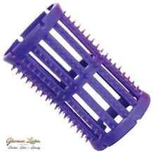 Head Jog Lilac 36mm Hair Rollers x 12 + Free Roller Pins Skelox