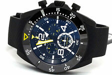 NEW MOMO DESIGN MD281BK-11 BLACK  DIVER SPORT SWISS WATCH CHRONOGRAPH CERAMIC