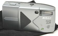 Nikon Nuvis A20 Point and Shoot Camera
