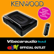 Kenwood 150 Watts Compact Active Under Seat Shallow Sub Woofer Amplifier Bass BN