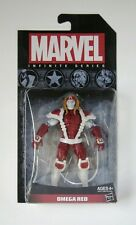 Hasbro MARVEL AVENGERS INFINITE SERIES OMEGA RED FIGURE