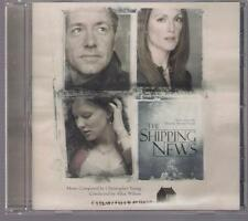 THE SHIPPING NEWS - CHRISTOPHER YOUNG OST OOP TOP RARE CD NEW & NOT SEALED