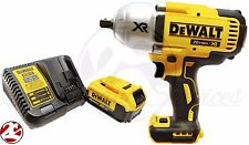 "New DeWALT DCF899P1  20V MAX Cordless Li-Ion 1/2"" Impact Wrench 4.0 Battery Kit"