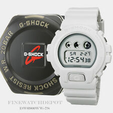 Authentic Casio G-Shock Men's Whiteout Series Digital Watch DW6900WW-7S