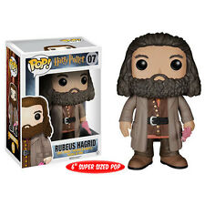 Rubeus Hagrid 6-inch Harry Potter Pop! 07 Vinyl Figure by Funko New