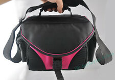 Pink Hot popular New Digital CAMERA BAG SLR for Canon Nikon -- free shipping